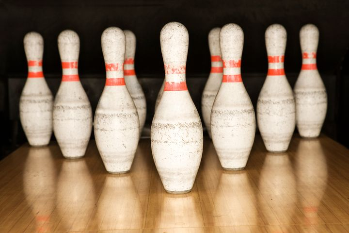 Passengers can carry on their bowling balls, but bowling pins are not allowed.