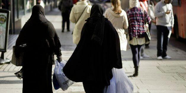 Sur l'interdiction de la commercialisation de la burqa au