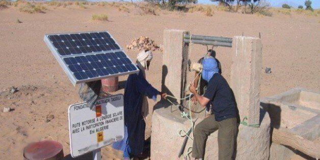 Energies renouvelables: équipement de puits pastoraux en énergie solaire à In