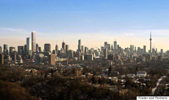 L'édifice le plus haut du Canada pourrait être construit dans le centre-ville de
