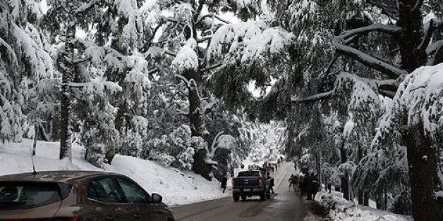 Conducteurs, gare aux chutes de neige sur les routes