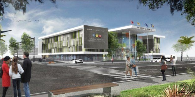 Rabat accueille sa première école