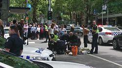 Une voiture fonce sur des piétons à Melbourne et fait plusieurs