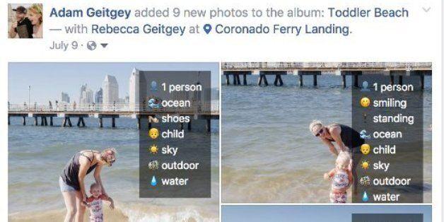 Cette extension vous dit ce que Facebook voit dans vos