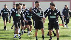 Classement FIFA: l'Algérie recule à la 39e