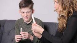 Ces parents expliquent à leurs enfants ce que sont les menstruations et c'est