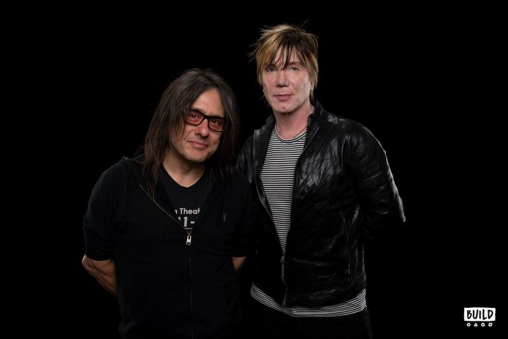 John Rzeznik and Robby Takac of the Goo Goo Dolls have a U.S. tour lined up this fall.