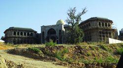 Le palais inachevé de Bouteflika à Tlemcen suscite des