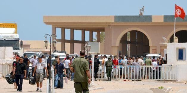 Tunisie-Libye: Accord trouvé pour le trafic de marchandises à la frontière