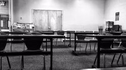 Personne n'est venu au cours de ce professeur, qui raconte avec humour son