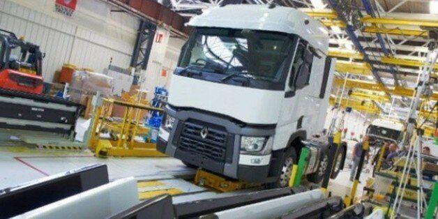 Meftah: mise en service en 2017 de l'unité de montage de véhicules industriels de marques Renault Trucks...