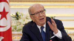 En visite à Gafsa: Béji Caid Essebsi promet la réalisation de nombreux