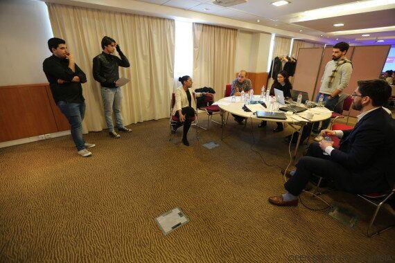 Open Start-up Columbia: Quand des idées de génie s'exposent en