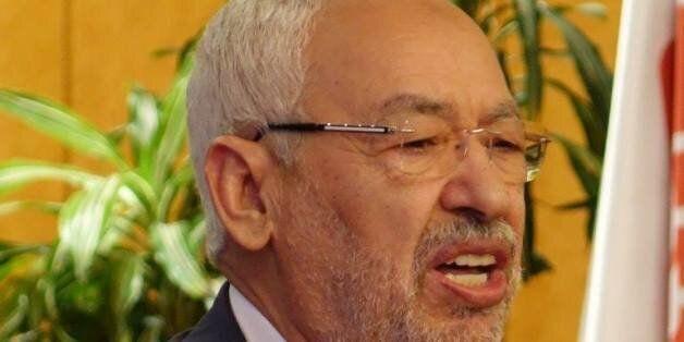 Tunisie-Ghannouchi: