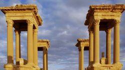 Daech a détruit le Tétrapyle, l'un des plus célèbres monuments de