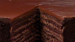 Ce gâteau au chocolat en 24 couches est aussi épique que
