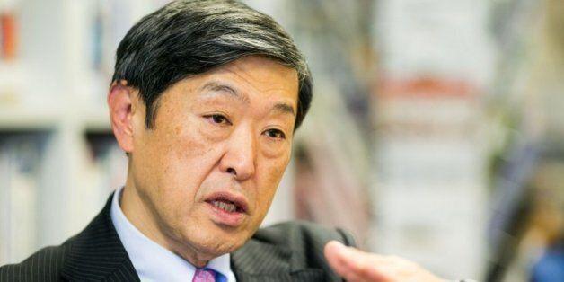 président de la JICA, Shinichi