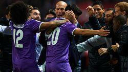 Espagne: Zidane, 40 fois