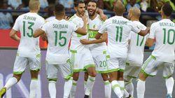 CAN 2017: le onze algérien contre la Tunisie (GROUPE B,