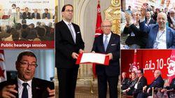 Tunisie: L'année politique en 10