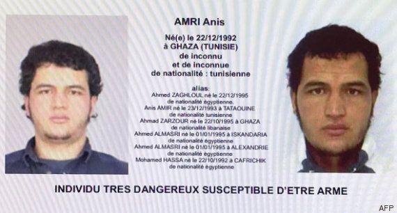 Attentat de Berlin: Le parquet allemand confirme l'identité du suspect tunisien et offre 100.000 euros...