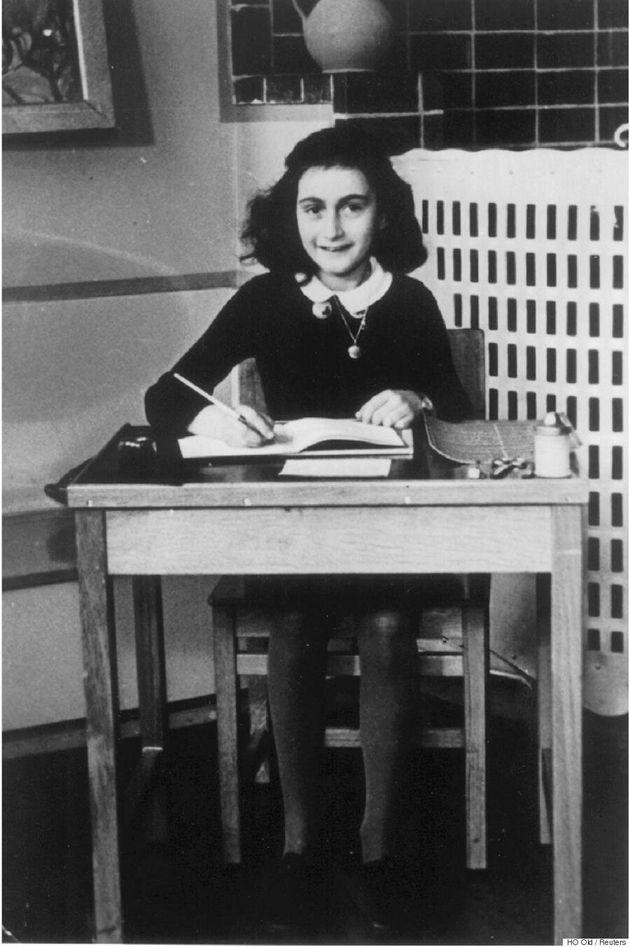 Anne Frank, découverte par