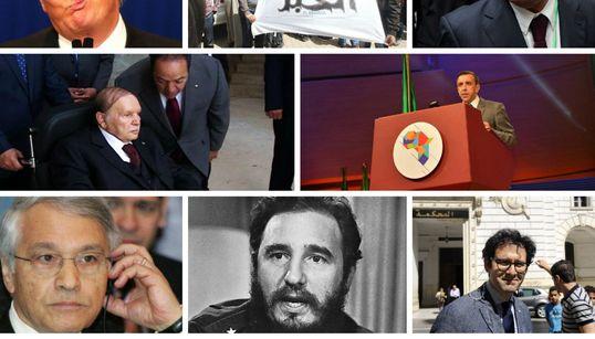 Les événements qui ont marqué les Algériens en