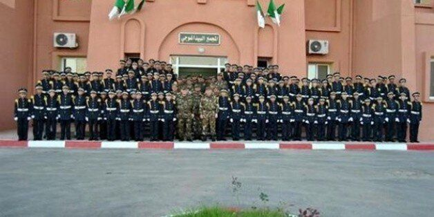 L'école des Cadets de la Nation de Blida désormais ouverte au recrutement des filles
