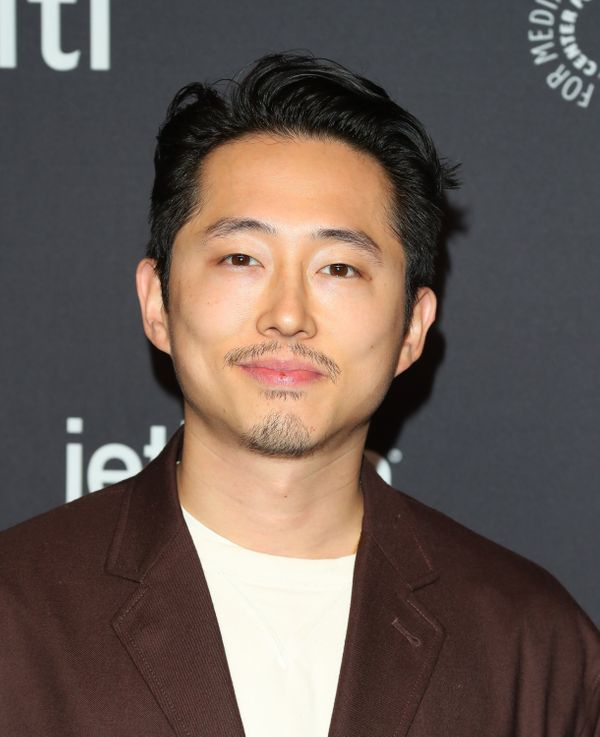 "Glenn may be gone on ""The Walking Dead"" but we'll always have&nbsp;<a href=""https://www.huffpost.com/topic/steven-yeun"">Steve"
