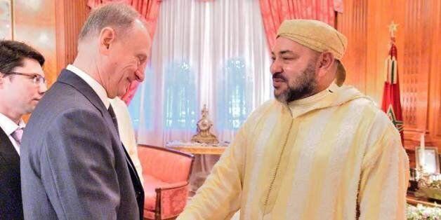 Le roi Mohammed VI invite Poutine pour une visite d'Etat au