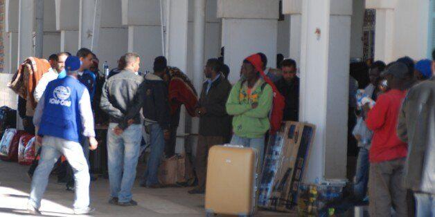 L'aide du Maroc aux migrants expulsés d'Algérie est