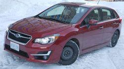 Subaru Impreza Hatchback 2015 - La reine des neiges !