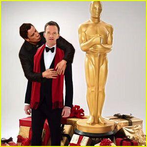 Oscars 2015: le baiser de John Travolta à Scarlett Johansson a fait réagir les internautes