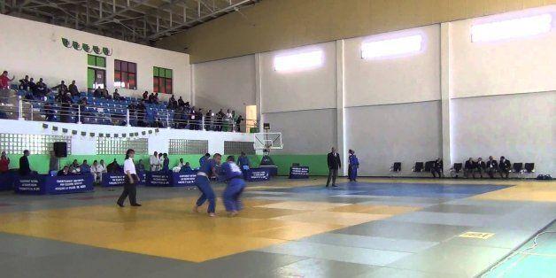 Naissance de la sélection algérienne de judo pour