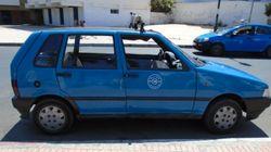 Barrage de chauffeurs de taxis à la gare d'Agdal, un cauchemar pour le
