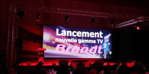 Brandt Algérie lance un téléviseur intelligent et