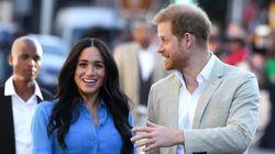 El beso de Meghan Markle y el príncipe Harry que más alboroto provoca: la foto está en todos lados en el Reino