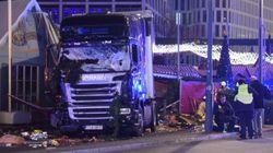 Voyez les images du camion qui a foncé dans la foule à