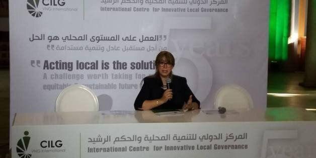 La gouvernance locale: Cheval de bataille de Neila Akrimi, directrice du Centre International de Développement...