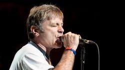 Le chanteur d'Iron Maiden souffre d'un cancer de la