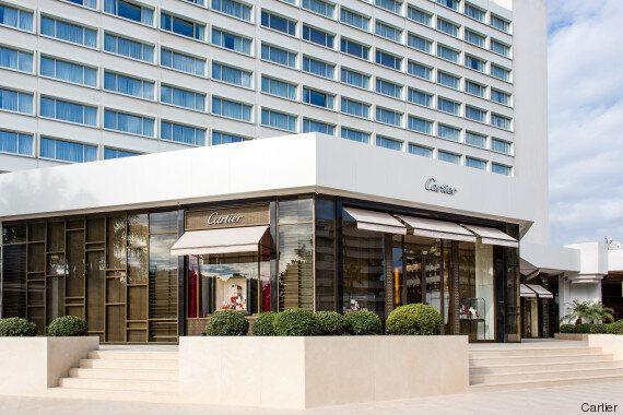 Cartier ouvre un écrin de luxe en plein coeur de