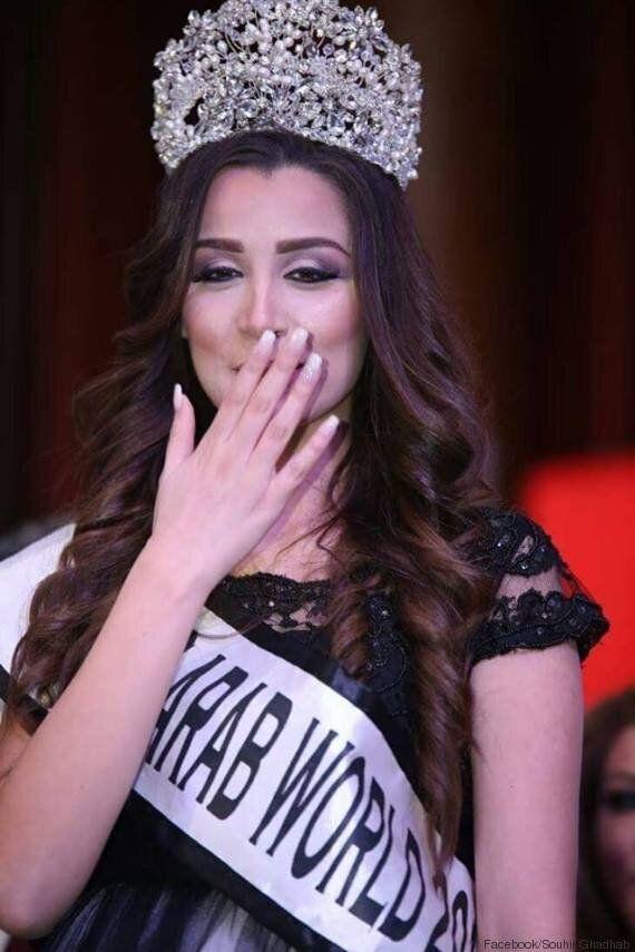 La Tunisienne Souhir Ghadhab élue Miss Arab World