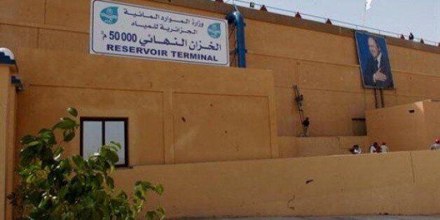 In Salah: une première tranche de la station de déminéralisation de l'eau potable