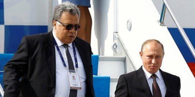 Qui était Andreï Karlov, l'ambassadeur russe assassiné à Ankara en