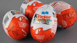 L'inventeur des Kinder Surprise William Salice est