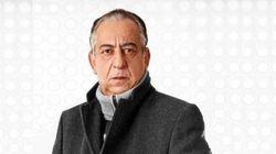 L'acteur égyptien Ahmed Rateb est