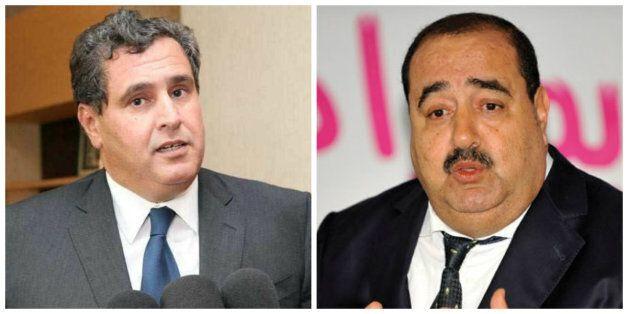 Rencontre entre Driss Lachgar et Aziz