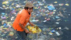 Les océans du monde «recèleraient» 8,8 millions de tonnes de