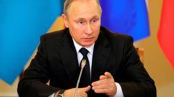 Piratage russe: Finalement, Vladimir Poutine décide de n'