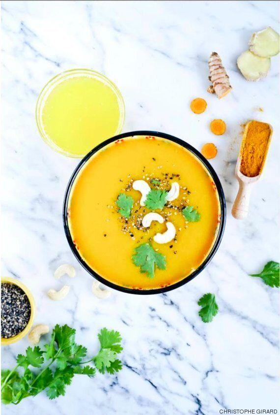 Pour affronter la grippe et l'hiver, ces cinq recettes de soupe sont
